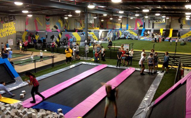 Bounce Inc Trampoline Park