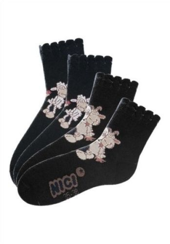 NICI Tolle Short Socken Trendy Und Bequem 4 Paar GR 35 38 Neu | eBay