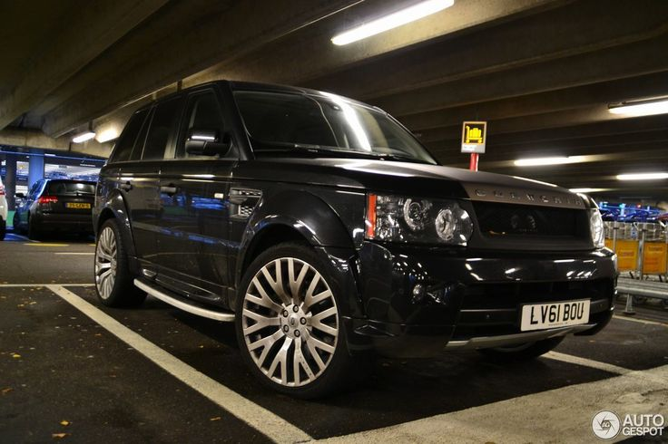 Land Rover Range Rover Sport Supercharged Project Kahn RS600 Cosworth 1