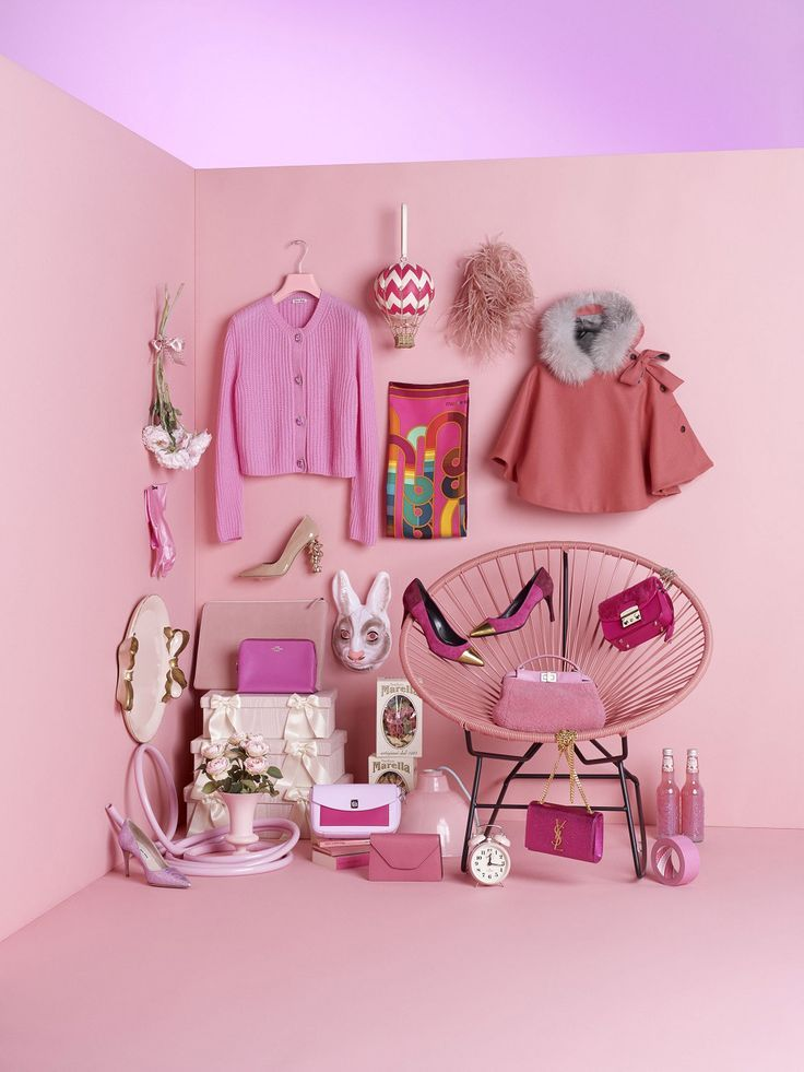 VOGUE_PINK #decorate