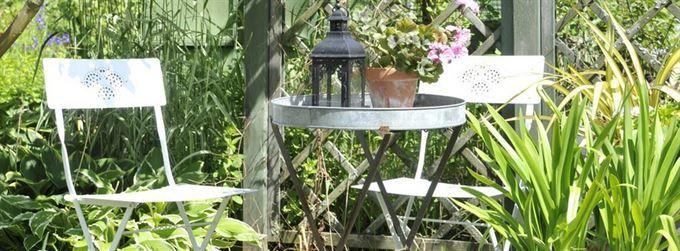Briljanta idéer för små trädgårdar | Leva & bo