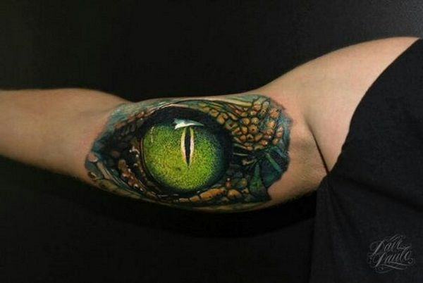 159 best images about tattoo eyes on pinterest rhino for Dragon eye tattoo
