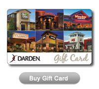 Buy Darden Restaurants Gift Card