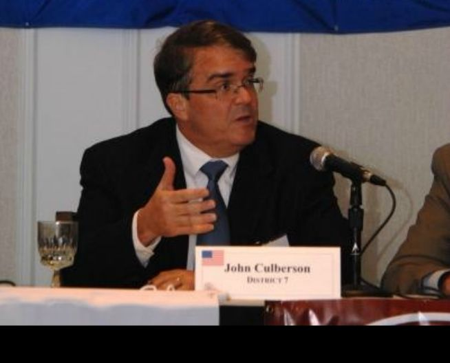 US Congressman John Culberson Speaking to Katy LiberTea - http://katydispatch.com/us-congressman-john-culberson-speaking-to-katy-libertea/