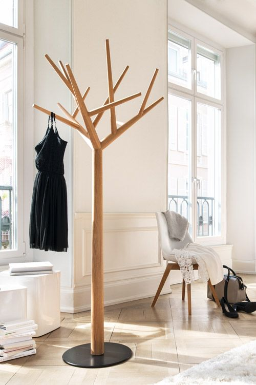die 25 besten garderobe baum ideen auf pinterest mantel. Black Bedroom Furniture Sets. Home Design Ideas