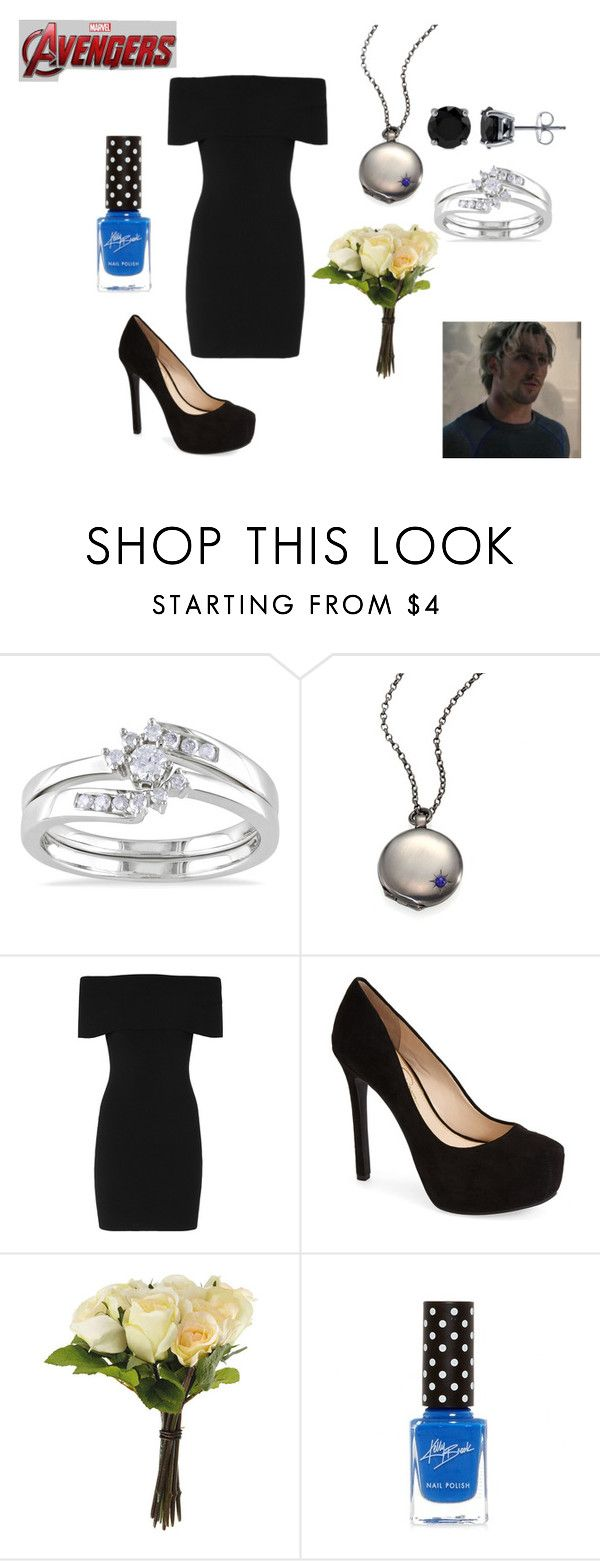 """Pietro's Funeral"" by roxy-mal on Polyvore featuring Miadora, Astley Clarke, A.L.C., Jessica Simpson, OKA and BERRICLE"