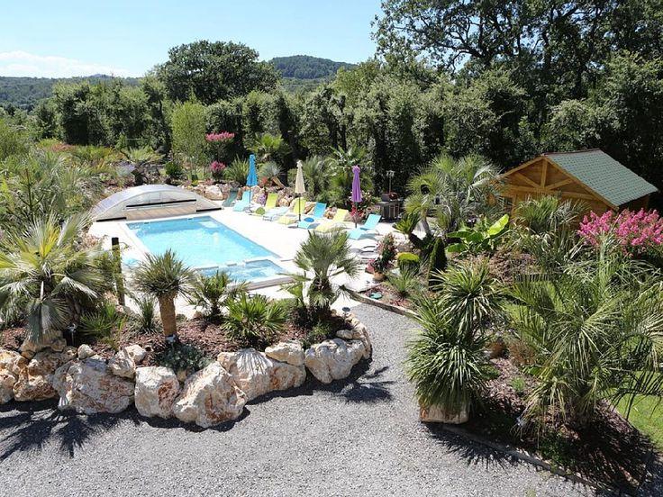 Abritel Location Vacances Maison Anduze Piscine Avec Spa