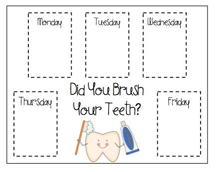 """""""Did You Brush Your Teeth?"""" poster"""