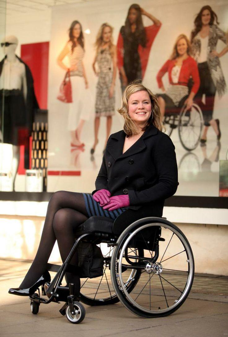 image Paraplegic in wheelchair face fucks a slut