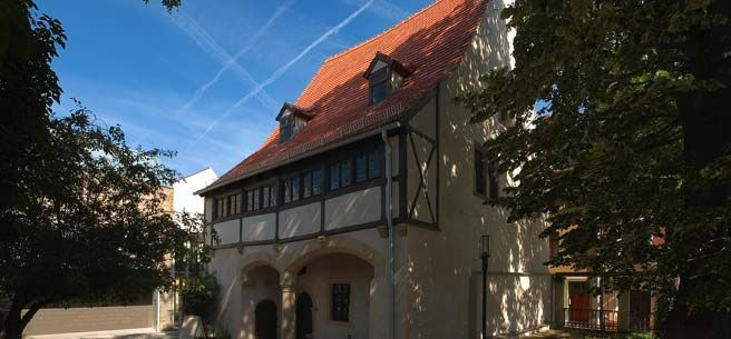 Luther 2017 – 500 years since the Reformation: Luther's birth house.