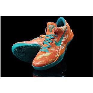 www.asneakers4u.com/ Nike Zoom Kobe VIII Women Shoes Orange/Green