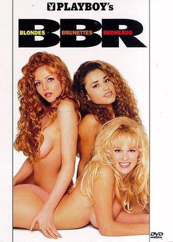 Playboy: Blondes, Brunettes, Redheads (Video 1998)