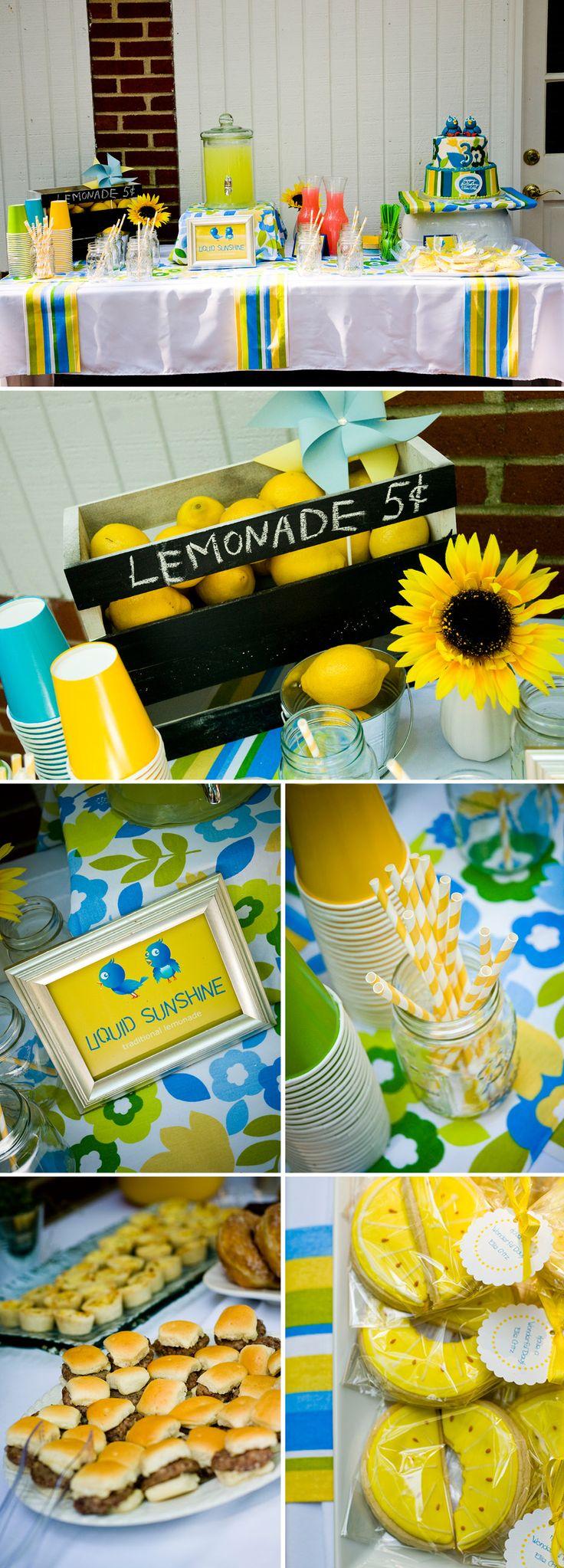 "Bright and Playful ""Zippity-Doo-Dah"" Inspired Birthday Party - The Celebration Society"