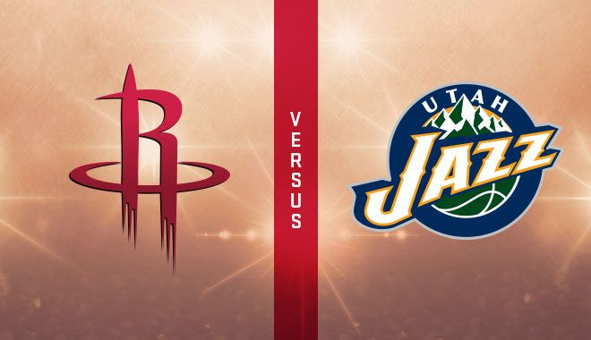 Houston Rockets vs. Utah Jazz | Houston Toyota Center