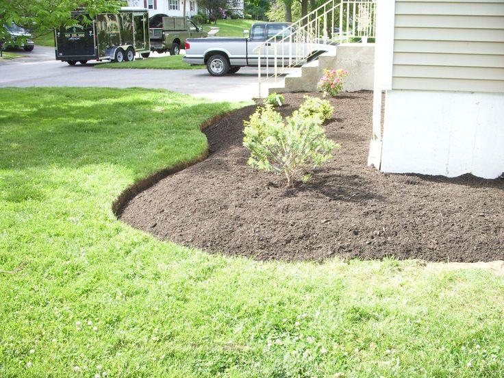 Coolest landscape edging bender board popular landscaping for Garden edging