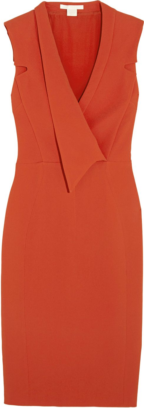 Antonio Berardi ● 2014, Stretch-crepe dress