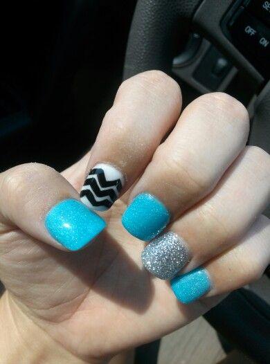 Nail design:)