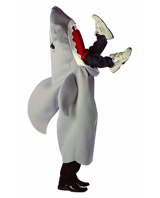 this funny hammerhead shark halloween costume - Halloween Costume Shark