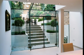 The modern Glass Extension