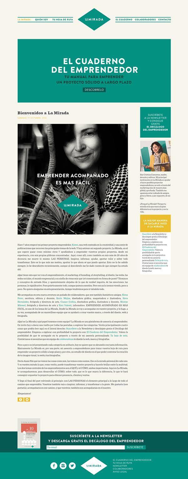 captura homepage