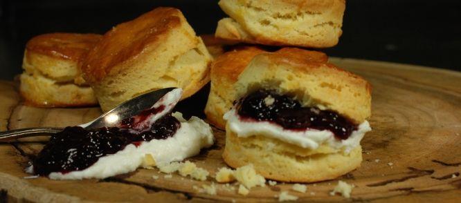 Glutenvrije Scones recept | Smulweb.nl