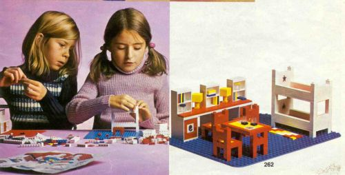1932-1977: Lego's Brick Era (click thru for analysis): Brick Era, Holding Cell, Historical Perspective, Hard Lego, Ridiculously Gendered, Gendered Kid S, Gender Gap, Cultural Awareness, Era Click
