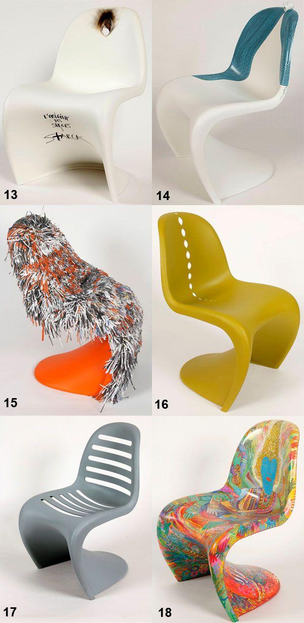 Panton chair,source
