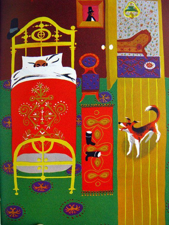 Kashtanka by Anton Chekhov 1950s 1960s Mid, Illus William Stobbs