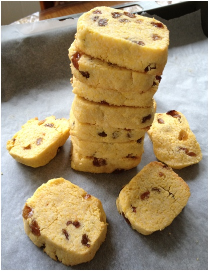 Lemon Polenta Cookies Recipes — Dishmaps