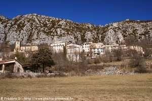 village de Saint-Auban