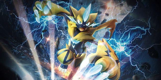 Pokemon Sammelkartenspiel Erweiterung Sonne Mond Echo Des Donners Ab November Erhaltlich Alle Pokemon Pokemon Pokemon Kunst