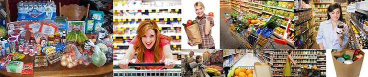 A guide that shows you how to save money on groceries with grocery coupons | Grocery Coupon Guide