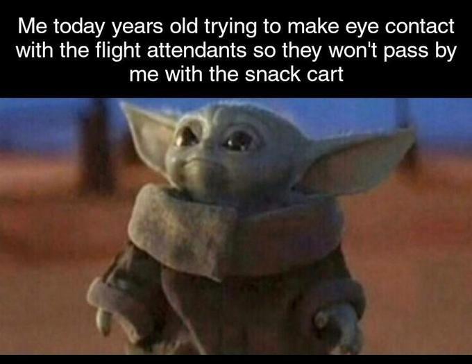 Please Don T Skip Me R Babyyoda Baby Yoda Grogu Yoda Funny Yoda Meme Yoda
