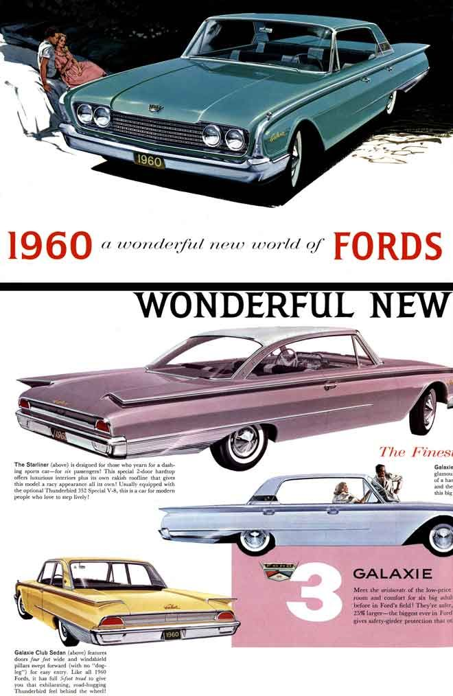 8 Best Images About Ford Starliner On Pinterest Classic Wallpaper Photos And Brochures