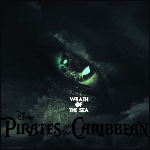 pirates of the caribbean the sea of wrath