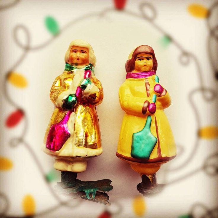13 отметок «Нравится», 3 комментариев — @ollika_sssr в Instagram: «Мальчишки с лопатками)) #елочныеигрушкиссср  #мальчикслопатой #игрушкинаелку #винтаж  #ностальгия…»