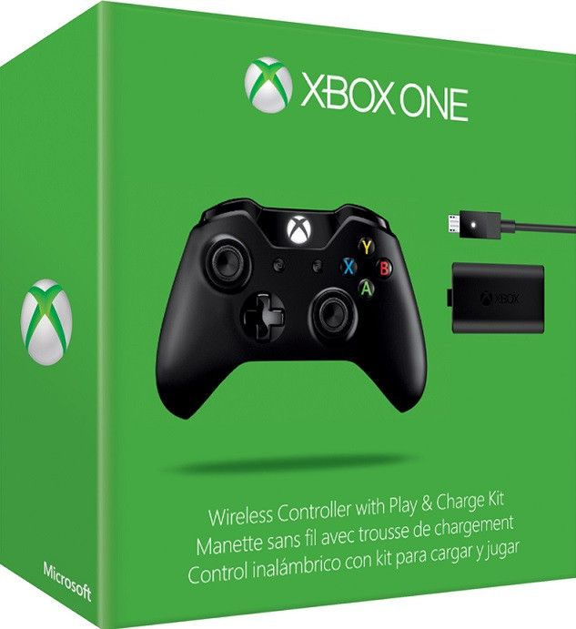 Xbox One Wireless Controller with Play