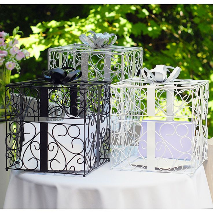 wedding gift card holders%0A Square Reception Gift Card Holder          Wedding Card Holder Box     Wholesale