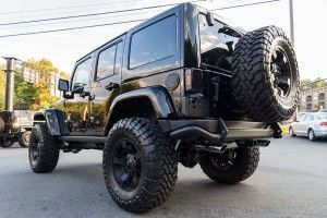2015 Jeep Wrangler Unlimited review