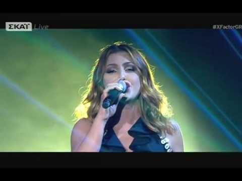 Χ FACTOR GREECE 2016 | LIVE SHOW NINE | STEREO SOUL - ΕΛΕΝΑ ΠΑΠΑΡΙΖΟΥ