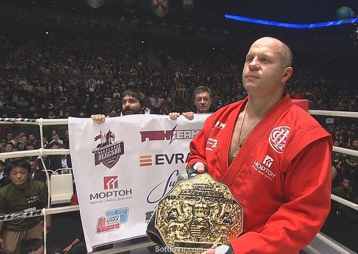 A memorial belt given to Fedor        Full fight video. Martial Arts legend Fedor Emelianenko vs Singh Jaideep. ... 56  PHOTOS        ... Watch Fedor Emelianenko vs. Jaideep Singh full fight video to see Emelianeko's return from retirement.        Originally posted:         http://softfern.com/NewsDtls.aspx?id=1063&catgry=3            #MMA, #Pride, #Martial Arts, #Fedor Emelianenko