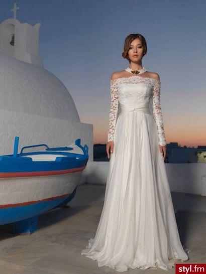 skromne suknie ślubne z rekawem - Szukaj w Google