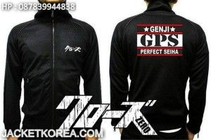 Jaket Crows Zero - GPS Genji Perfect Seiha