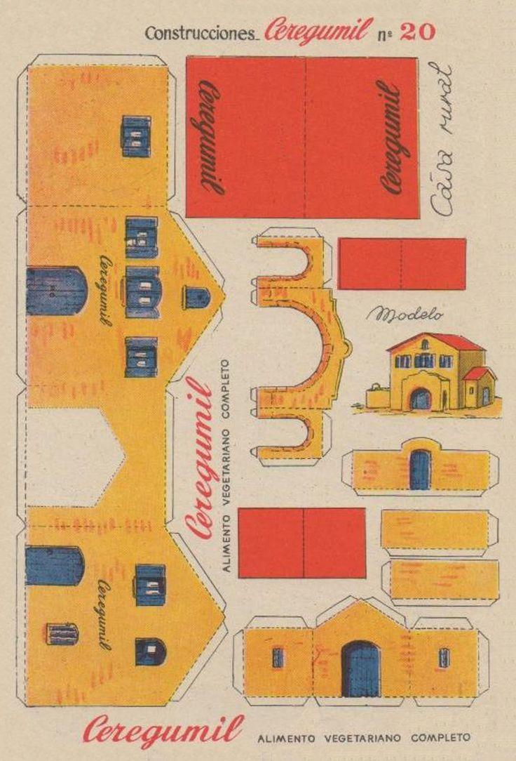 Il favoloso mondo di carta di Totò: Casa rural