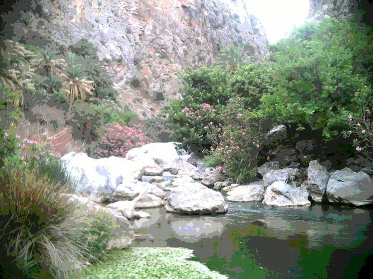 #my heaven@Preveli#Crete#Greece