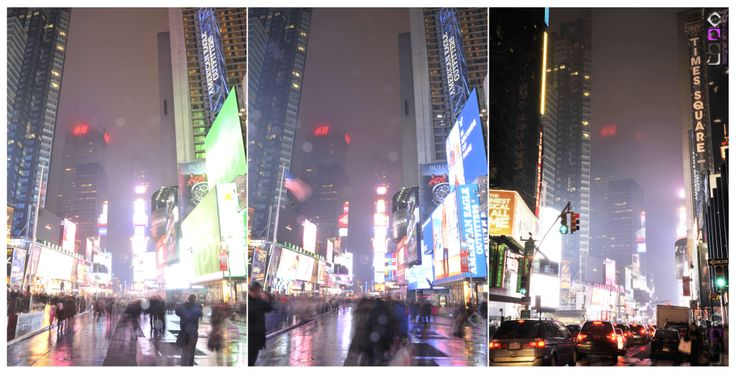 LDDA design & architecture (laurence de groote) - The streets of New-York - Triptych 04