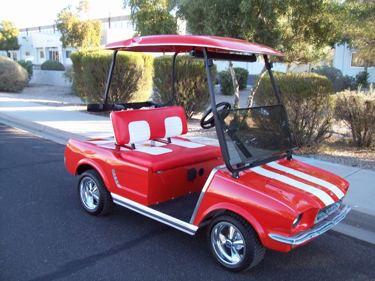Custom Design Body Kits | Modified Golf Cart | Custom Design Golf Cart