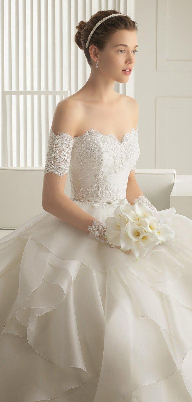 Rosa Clara 2015 Bridal Collection - Belle Magazine. El Blog de la boda para la novia sofisticada