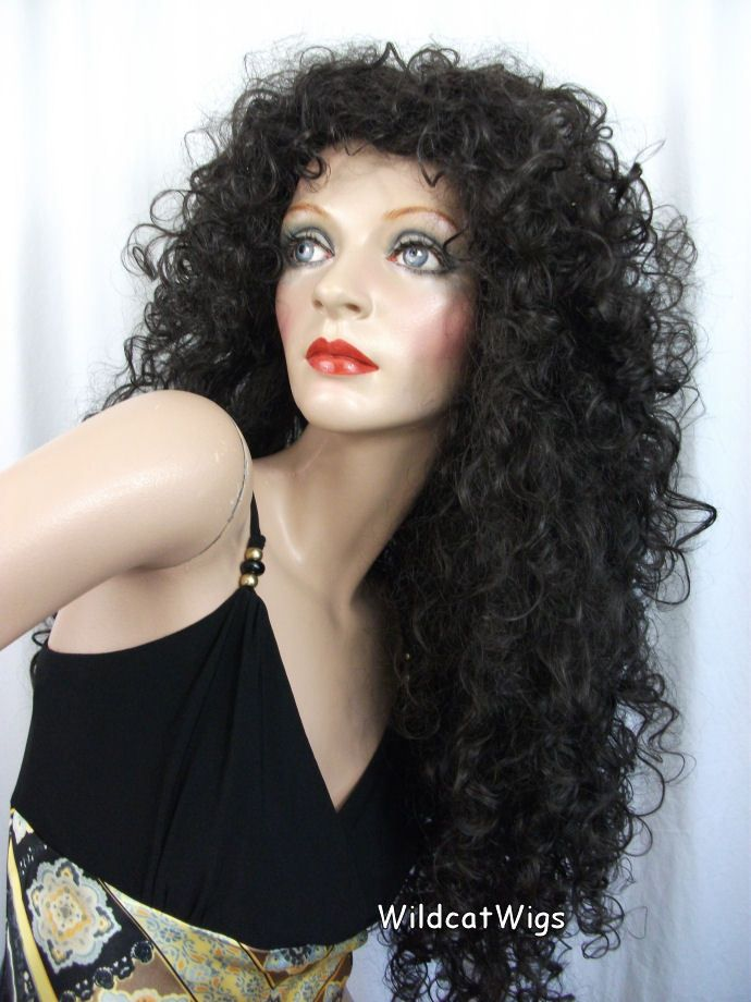 Totally Sexy LIONESS WIG . Top Quality!! Belly Dancing .. Exotic Dancing. BLACK* | Health & Beauty, Hair Care & Styling, Hair Extensions & Wigs | eBay!