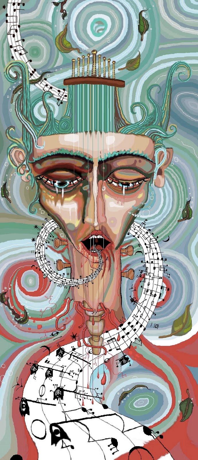 Orpheus by James Ormiston